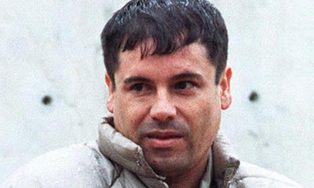 "Joaquin ""El Chapo"" Guzman."