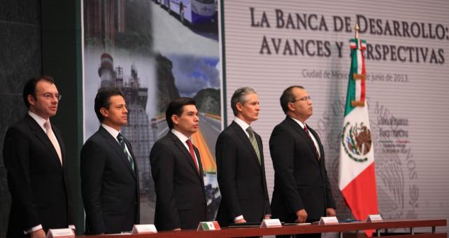 El Presidente de la República, Enrique Peña Nieto, instruyó hoy, a la Secretaría de Hacienda y Crédito Público,