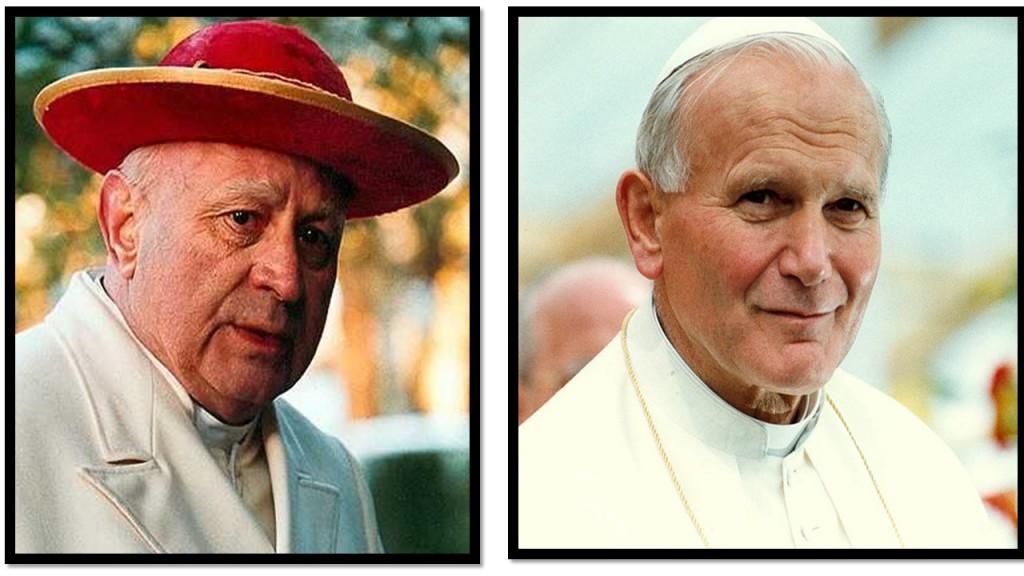Juan XXIII, Emol.com, 2013. Juan Pablo II, Libros Católicos, 2013. http://www.ebookscatolicos.com/.