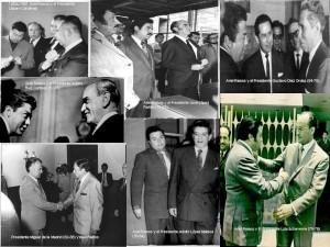 Luis Ariel Ramos y Presidentes
